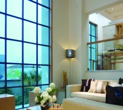 上海别墅装修之日式清新风格案例