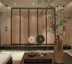 上海别墅装修之中式优雅风案例